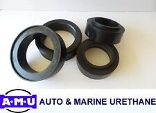 QLD MADE POLY COIL SPRING SPACERS Fits Toyota Landcruiser 80/100/105 Series 50mm