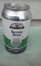 12Oz Minocqua Bernie Brew Aluminum Cheap Empty Beer Can Cans do bl