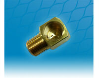 "90 Degree Brass Fitting 1/4"" NPT for Fuel Manager 02N25-04"