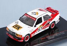 Mercedes 190e 2.3-16v, #57 Wtcc 1987 Oberndorfer / Klammer-john 1:43 Model