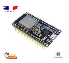 ESP32 NodeMCU Module Board WiFi Bluetooth CP2102 ESP-32S 2.4GHZ