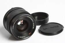 Contax Carl Zeiss Distagon 2,8/35 T * mm versione per Contax/Yashica