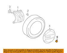 TOYOTA OEM 01-05 RAV4 Spare Tire Carrier-Spare Cover Cap 6477342020