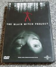 The Blair Witch Project DVD Horror Fantasy Hexen Mystery Fluch Kult Geister