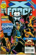 X-Force # 57 (Onslaught Impact 1, 52 pages) (USA, 1996)