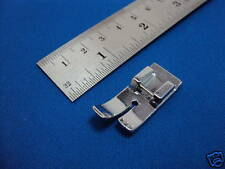 DOMESTIC SEWING MACHINE CLIP ON STRAIGHT STITCH FOOT