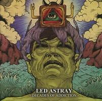 LED ASTRAY - Decades Of Addiction - CD - 162054