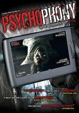 Psychophony: An Experiment In Evil, Good DVD, Claudia Pons, Ferran Albiol, Raul