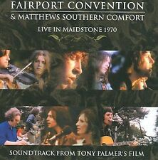 Live in Maidstone 1970 by Fairport Convention/Matthews Southern Comfort (CD,...