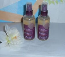 The Body Shop Spa Wisdom Morocco Orange Blossom Finishing Mist X 2 Discontinued