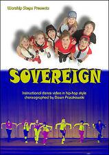 Sovereign - hip hop praise dance choreography instruction DVD (0 region free)