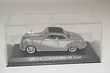 . DETAILCARS DETAIL CARS 245 BMW 502 COUPE GREY MINT BOXED