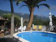 Zu Vermieten.Landehaus mit Pool auf der sonnigen Kanaren Insel La Palma .