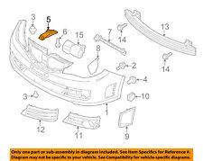 SUBARU OEM 08-15 Impreza Front Bumper-Center Bracket 57707FG040