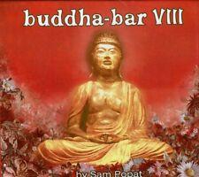 Buddha-Bar VIII (8) by Sam Popat 2 CDS SET Box     BRAND  NEW SEALED  CD