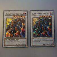 Dark Strike Fighter SUPER RARE CRMS-EN040 MIXED EDITIONS