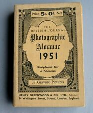 BRITISH JOURNAL of PHOTOGRAPHY 1951