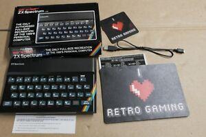 The Recreated Sinclair ZX Spectrum  (bluetooth)
