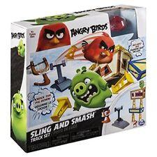Angry Birds Sling and Smash Track Set
