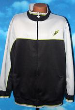 Nike Track Jacket Winged Pegasus Foot / Shoe Gray XL Full Zip Warm up