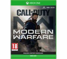 XBOX ONE Call of Duty: Modern Warfare (2019) - Currys