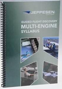 Jeppesen GFD Multi-Engine Syllabus ISBN 978-0-88487-054-8 10001885-003 JS344527