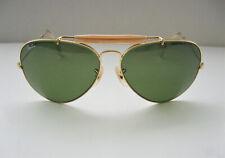 Vintage B&L Ray Ban Sonnenbrille - Bausch & Lomb Outdoorsman Aviator Sunglasses