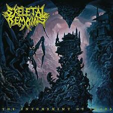 SKELETAL REMAINS-THE ENTOMBMENT OF CHAOS CD NUOVO