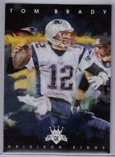 Tom Brady 2015 Panini Gridiron Kings Card #11