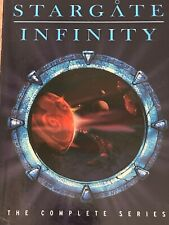 Stargate Infinity: The Complete Animated Series~4 DVDS LIKE NEW FREE SHIPPING !!