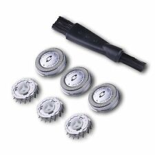3x Afeitadora cabezales cuchillas de repuesto para Philips HQ3 HQ4 HQ55 HQ56