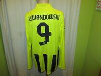 Borussia Dortmund Puma CL.Final Spieler Trikot 2012/13 + Nr.9 Lewandowski Gr.XL