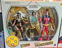 Marvel Legends STORM & THUNDERBIRD Target Exclusive 2 Figure Pack IN HAND!