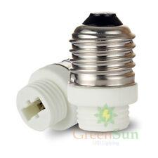 Adapter E27 auf G9 Fassung Socket Leuchtmittel Adaptersockel Lampen Lampensockel