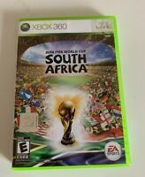 2010 FIFA World Cup South Africa (Xbox 360 Video Game) Complete