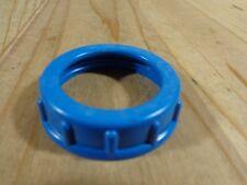 Rigid 1 1/4 Bushing Blue Plastic Insulating IMC Conduit 1Pc