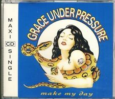 GRACE UNDER PRESSURE - make my day 6 trk MAXI CD 1992