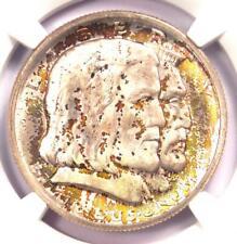 1936 Long Island New York Half Dollar 50C - Certified NGC MS67 - $3,100 Value!