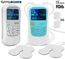 OSITO TENS Unit Rechargeable Pulse Muscle Stimulator Pain Pulse Massagers Relife