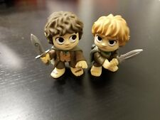 Funko Lord of the Rings Hobbit Mystery Mini - Frodo Baggins & Samwise Gamgee