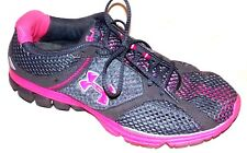 UNDER ARMOUR WOMENS UA RUN RUNNING SHOES SIZE-8