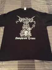 BAPTISM Blasphemic Tyrant Shirt XL,Gorgoroth,Urgehal,The Chasm,Urgehal, Urfaust,