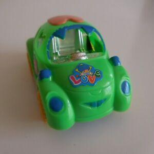 Voiture miniature tourisme fantaisie coccinelle NO.061 LOVE H jouet enfant N5376
