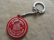 Vintage Still Man Electric Tubular Heaters    Keychain
