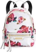 NWT Juicy Couture Rosie Floral Backpack Small Size White Multi Nylon