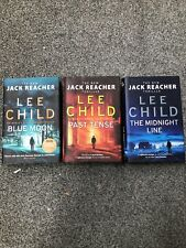 Less Childs: Jack Reacher Collection Of Three Hardback Books
