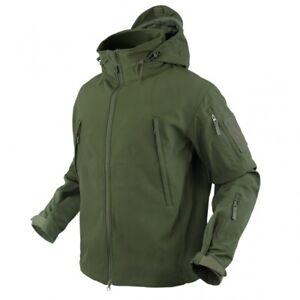 Soft Shell Jacket Summit Condor Green