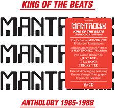 Mantronix - King of the Beats: Anthology 1985-1988 [New CD]