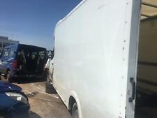 Renault Master 2015 Maxi Low Loader Box Storage Removal 3500kg 3.5ton tonne