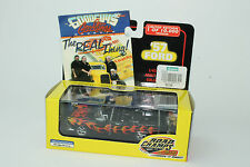 ROAD CHAMPS DIECAST 1957 FORD FAIRLANE CONVERTIBLE, BLACK, 1:43, NEW IN BOX
